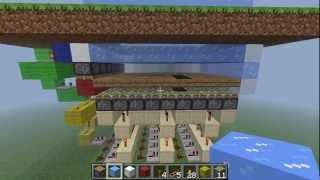 Minecraft: Ice cube generator part II