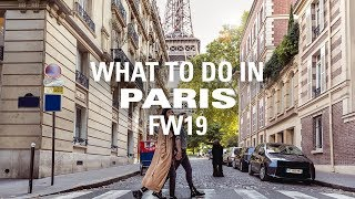 All the Places You Need to Visit in Paris, According to Fashion Week Insiders