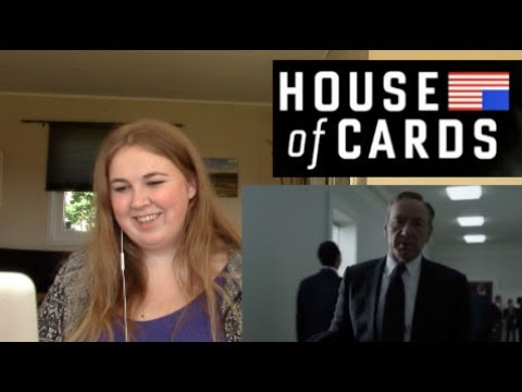 Download House of Cards season 1 episode 1 REACTION