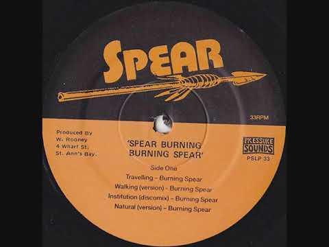 Burning Spear - Spear Burning - (1975 - 1979) LP