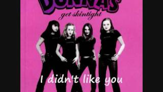 Watch Donnas I Didnt Like You Anyway video