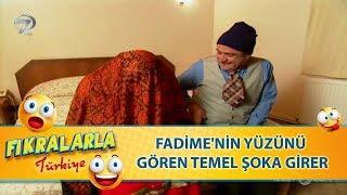 Fadimenin Yüzünü Gören Temel  - Türk Fıkraları  36