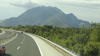 Cesta do Podgory - Chorvatska