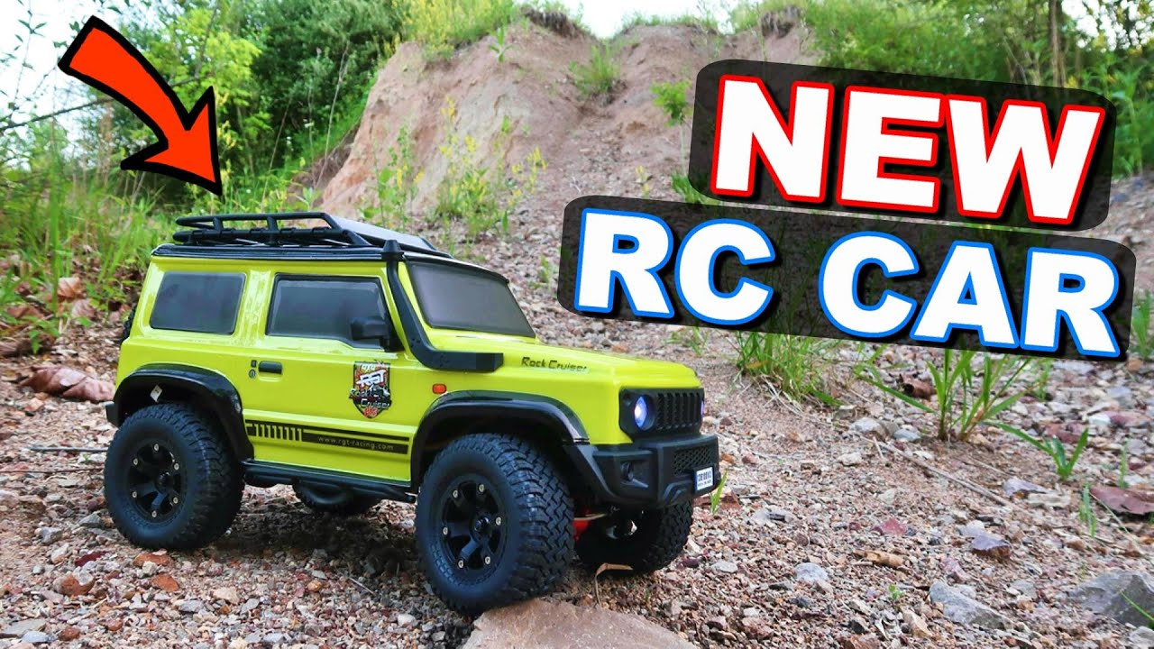 Download Your Next RC Car?  Crazy SCALE 4x4 Cheap RC Crawler - RGT 136100V3 - TheRcSaylors