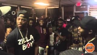 HiLife Live vs NLS Eezzy - AHAT Atlanta Rap Battle