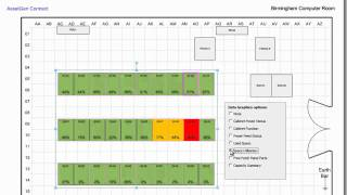 Automating Visio Data Center Floor Plans With Assetgen