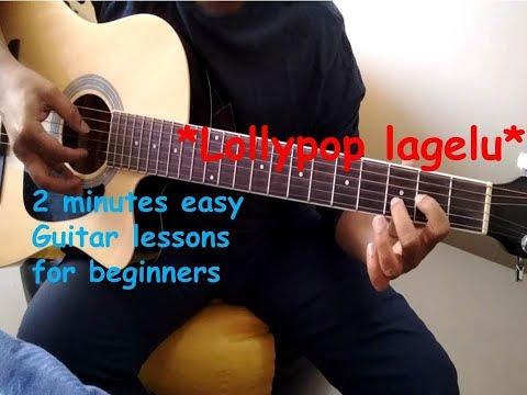 लॉलीपॉप लागेलू - Guitar lesson (Hindi) | Lollypop Lagelu - Bhojpuri Hit Songs