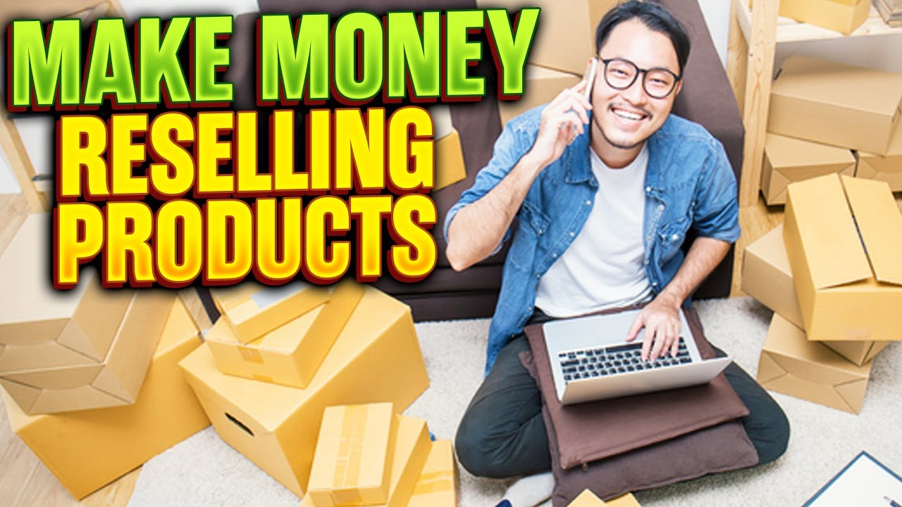 7 Ways You Can Make Money Selling Products from Home