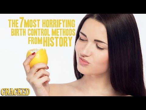 Thumbnail: The 7 Most Horrifying Birth Control Methods From History