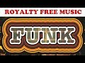 Royalty Free Music - Funk - Groove - Fun and Funky Catch Background Creators No Copyright