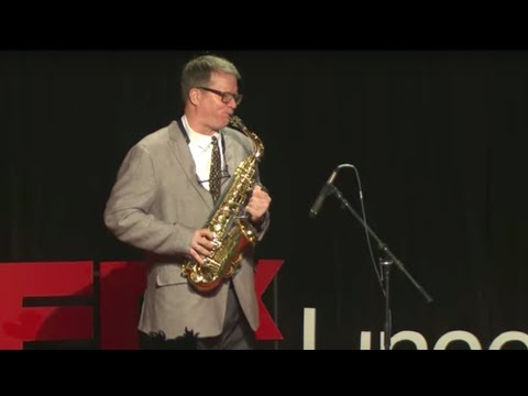 The Case for Adapted Musical Instruments | David Nabb | TEDxLincoln