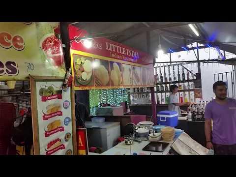 Little India Restaurant Chaweng Centre Night Market – Koh Samui – Thailand