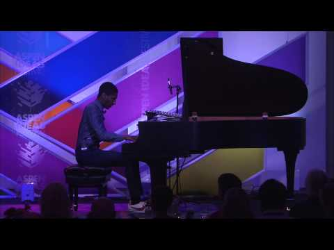 Late Show Bandleader Jon Batiste: The Star-Spangled Banner