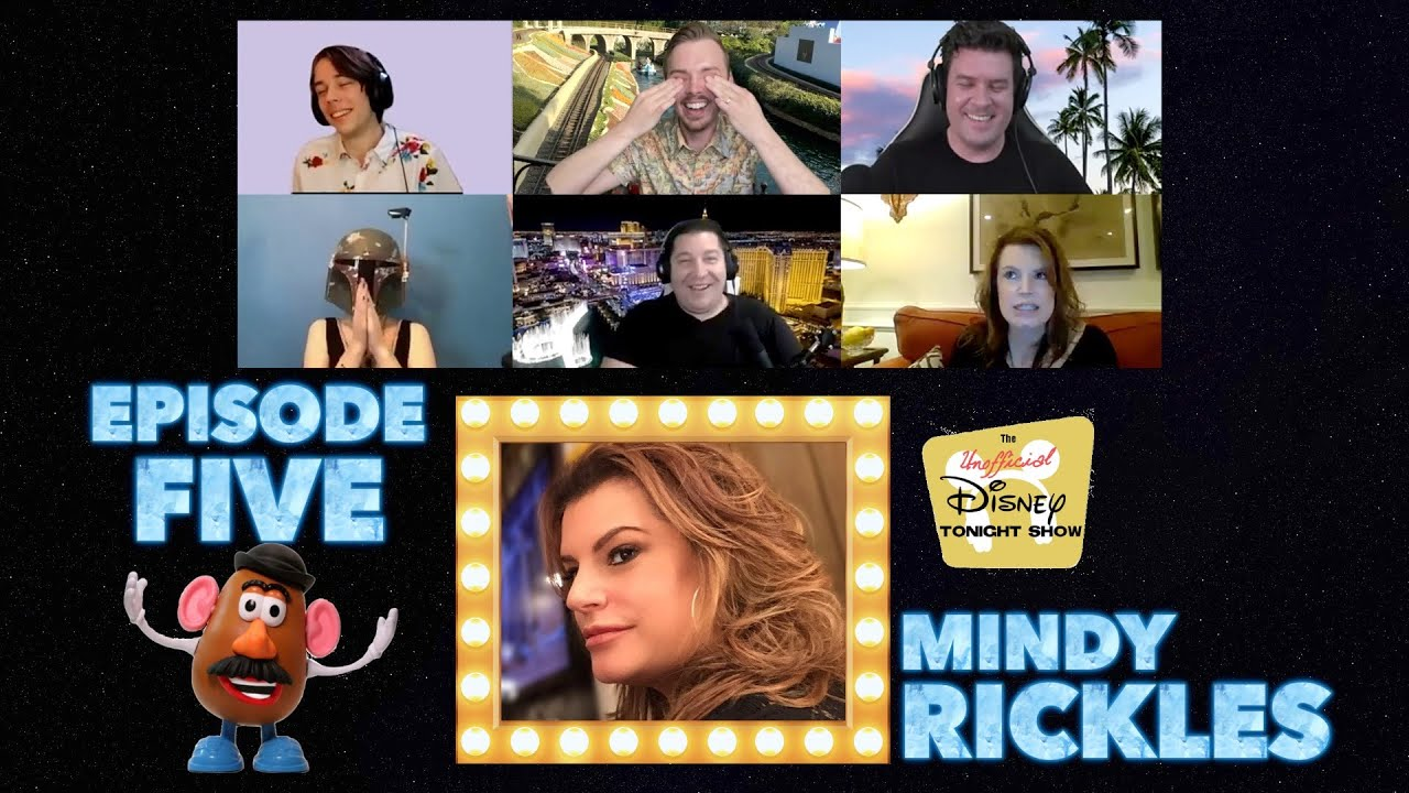 EP 5: Mindy Rickles, Comedian & Daughter of Mr. Potato Head