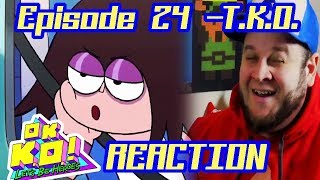 Reaction to Episode 25 and 16 of OK K.O. Let's Be Heroes Episode - ...