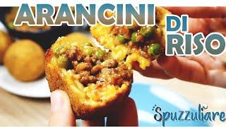 Arancini di riso   Spuzzuliare.it