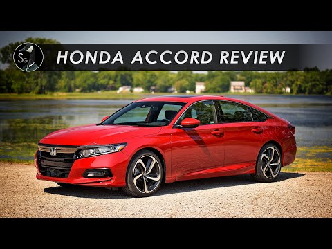 Honda Accord Sport 6SPD | Right Car, Wrong Time