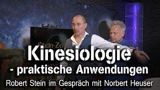 Kinesiologie - praktische Anwendungen - Norbert Heuser bei SteinZeit