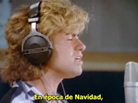 Band Aid - Do They Know It's Christmas (Subtitulada)
