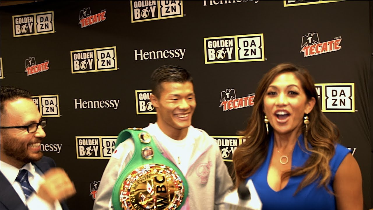 """Download Tomoki """"El Mexicanito"""" Kameda: I'm from Japan but my blood is of a TRUE Mexican fighter!"""