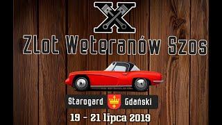 X Zlot Weteranów Szos. Historia na Kołach - Zaproszenie