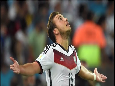 fifa world cup final germany goal