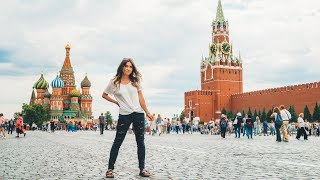 what MOSCOW RUSSIA is REALLY like..