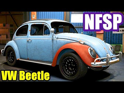 Need for Speed Payback #24 VW Beetle Derelict Parts Locations