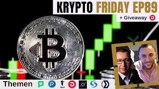 KRYPTOWÄHRUNG News I Krypto Friday Ep89: Masternode & Bitcoin News deutsch I Kryptowährung verstehen