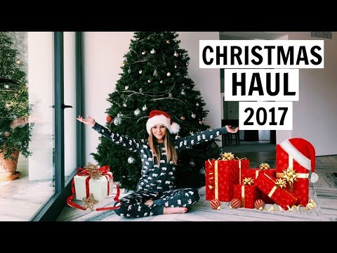 (LUXURY) WHAT I GOT FOR CHRISTMAS 2017 l Olivia Jade
