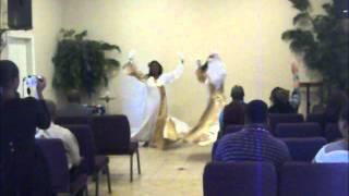 Shana Wilson Alabaster Box-Praise Dance