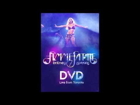 Britney Spears Live DVD Toronto 2011 Read Description