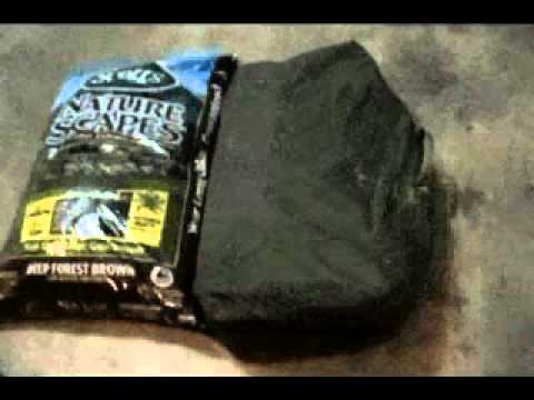 Homemade Gym Equipment - Sandbags