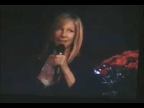 Barbra Streisand in Europe 2007-I Finally Found Someone