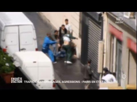 Trafics, cambriolages, agressions : Paris en état d'alerte