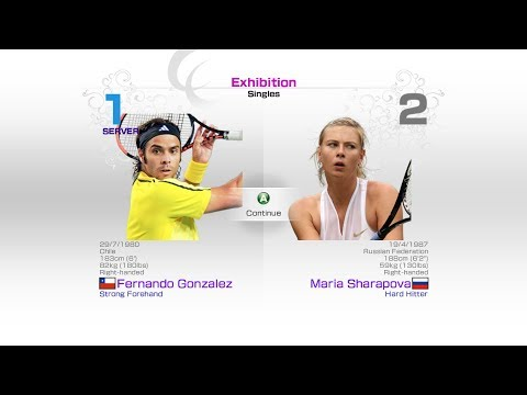 virtua-tennis-4-sega-fernando-gonzalez-vs-maria-sharapova-rafael-nadal-roger-federer-murray