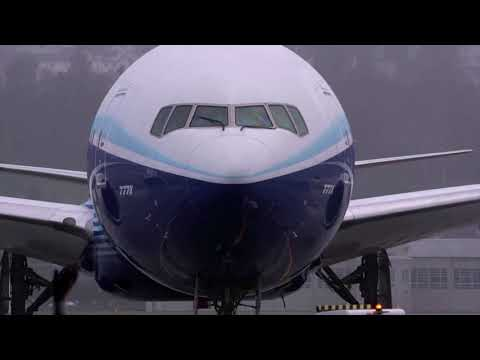 Boeing jets emissions data shows green challenge