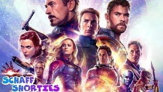Avengers: Endgame Review (Schaff Shorties)