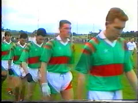 1994 Wicklow Senior Football County Final Replay Baltinglass V Rathnew Part 1