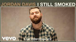Смотреть клип Jordan Davis - I Still Smoked