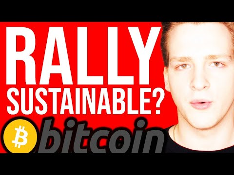 BITCOIN RALLY SUSTAINABLE?!? 🛑 $1.1 BILLION BTC MOVED - Be careful... BSV Updates