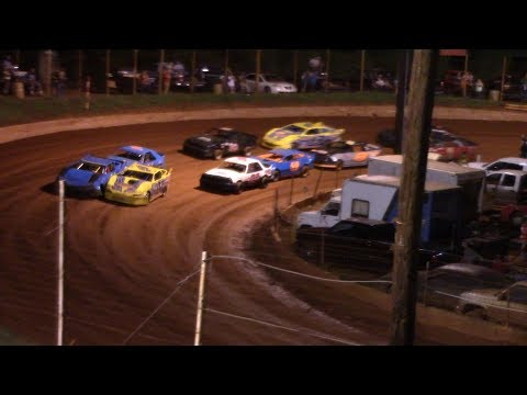 Winder Barrow Speedway Stock Four Cylinders A's Race 9/8/18
