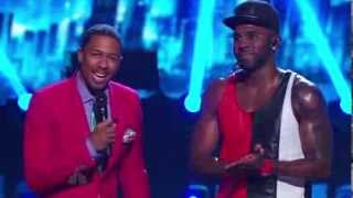 Jason Derulo - The Other Side - America's Got Talent 2013 Season 8 - Radio City Music Hall