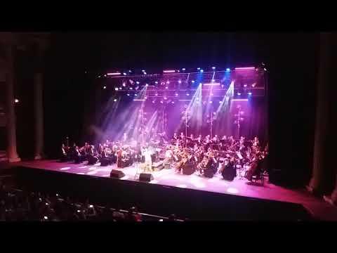 Guns N' Roses - Since I Don't Have You (tributo Orquesta Filarmónica De Costa Rica).
