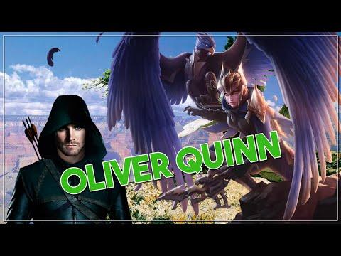 MELHORES MOMENTOS 2  Oliver Quinn