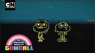 Gumball | Cyberspace Hack | Cartoon Network