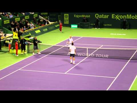 Qatar Exxonmobil 2011 - Final (Tournament Point)