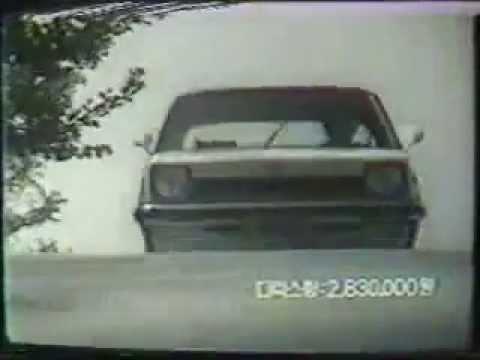 SAEHAN새한자동차Gemini安全설계保护人的生命편 1979