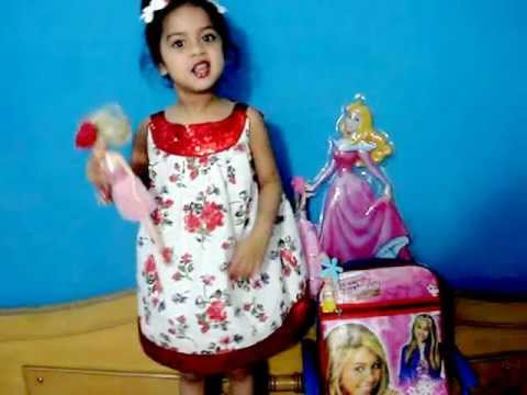 Show And Tell By Nitanshi Youtube