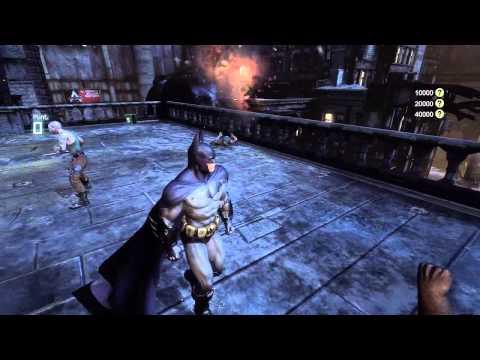 Batman: Arkham City - Consejos Básicos de Combate [Desafíos de Riddler]